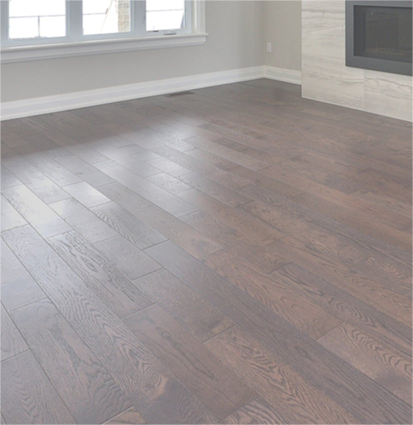 Close Up of Dark Hardwood Flooring